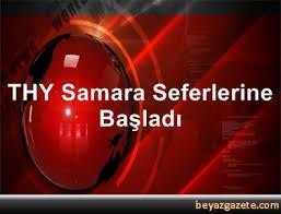 Turkish Airlines started its Samara flights